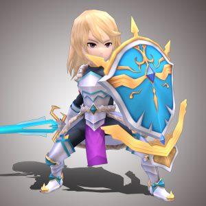 aqua_fighter_3d_model