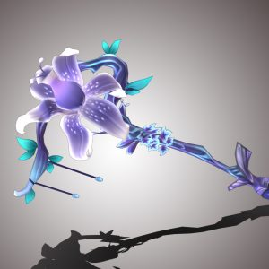 flower_weapon_3d_model